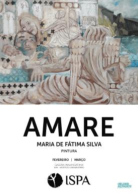 """""""Amare"""" – Exposição de pintura"""