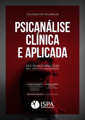 Psicanálise Clínica e Aplicada