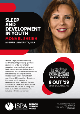 Sleep and Development in Youth