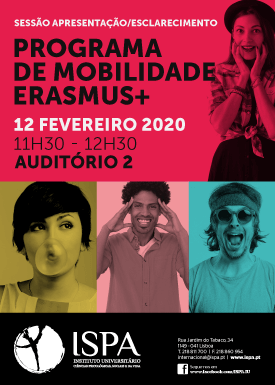 Programa de Mobilidade Erasmus+