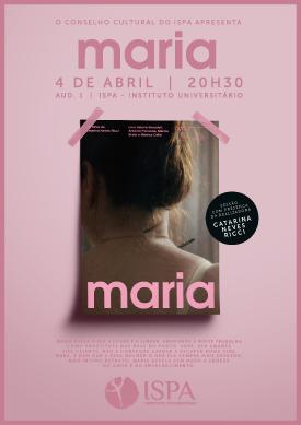 """""""Maria"""" – Catarina Neves Ricci"""