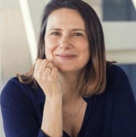 Professora Cláudia Carvalho na PAIN