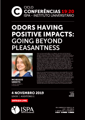 Odors having positive impacts: going beyond pleasantness