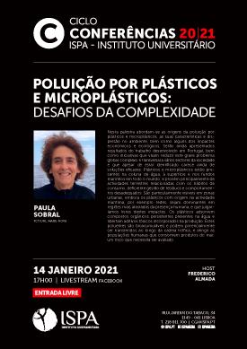 Poluição por plásticos e microplásticos: desafios da complexidade
