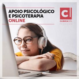 Apoio Psicológico e Psicoterapia Online