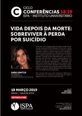 Vida depois da Morte: Sobreviver à Perda por Suicídio