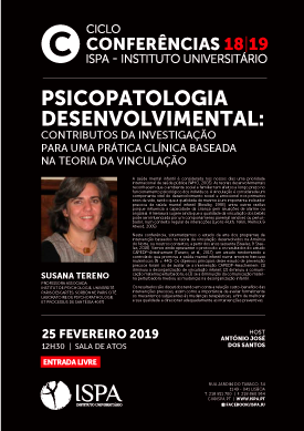 Psicopatologia desenvolvimental: contributos da investigação para uma prática clínica baseada na teoria da vinculação