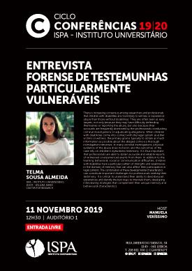 Entrevista forense de testemunhas particularmente vulneráveis