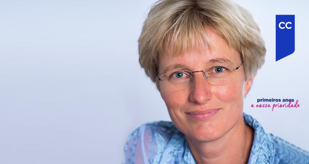 "Ciclo de Conferências   Marian J. Bakermans-Kranenburg – ""Parenting: it's in the heart, brain, and hormones"""